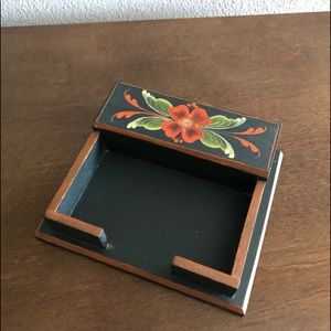 Other - Business card holder.